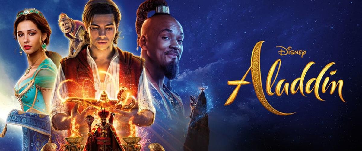 Banner Aladdin