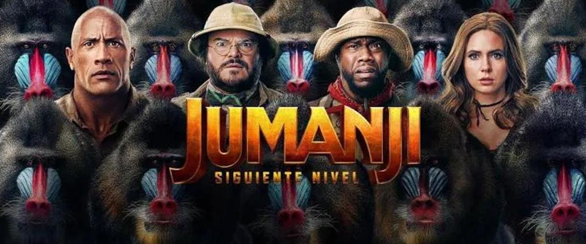 Banner jumanji 2