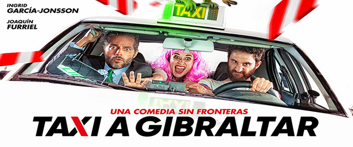 Banner taxi a gibraltar